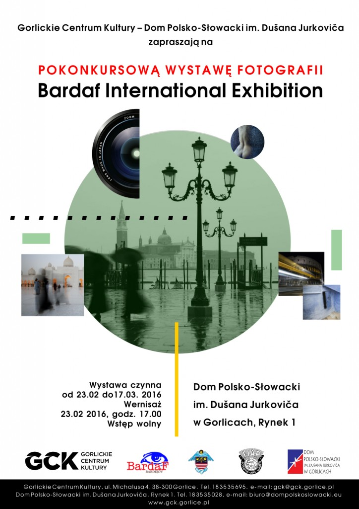 Plakat Bardaf