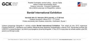 Pozvánka Bardaf