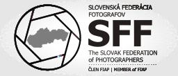 Slovenská federácia fotografov, člen FIAP